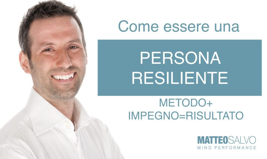 persona resiliente