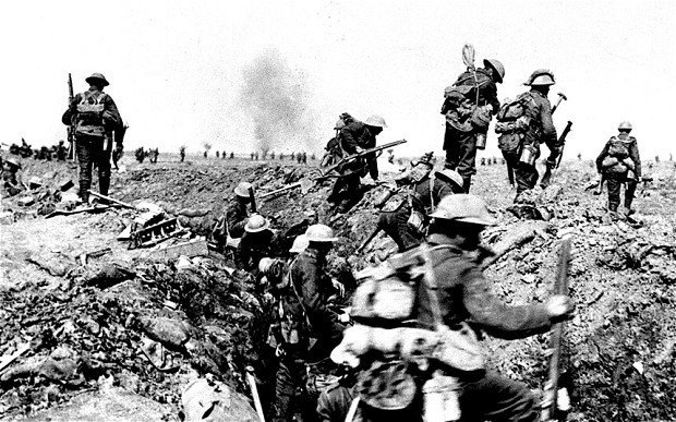 prima guerra mondiale