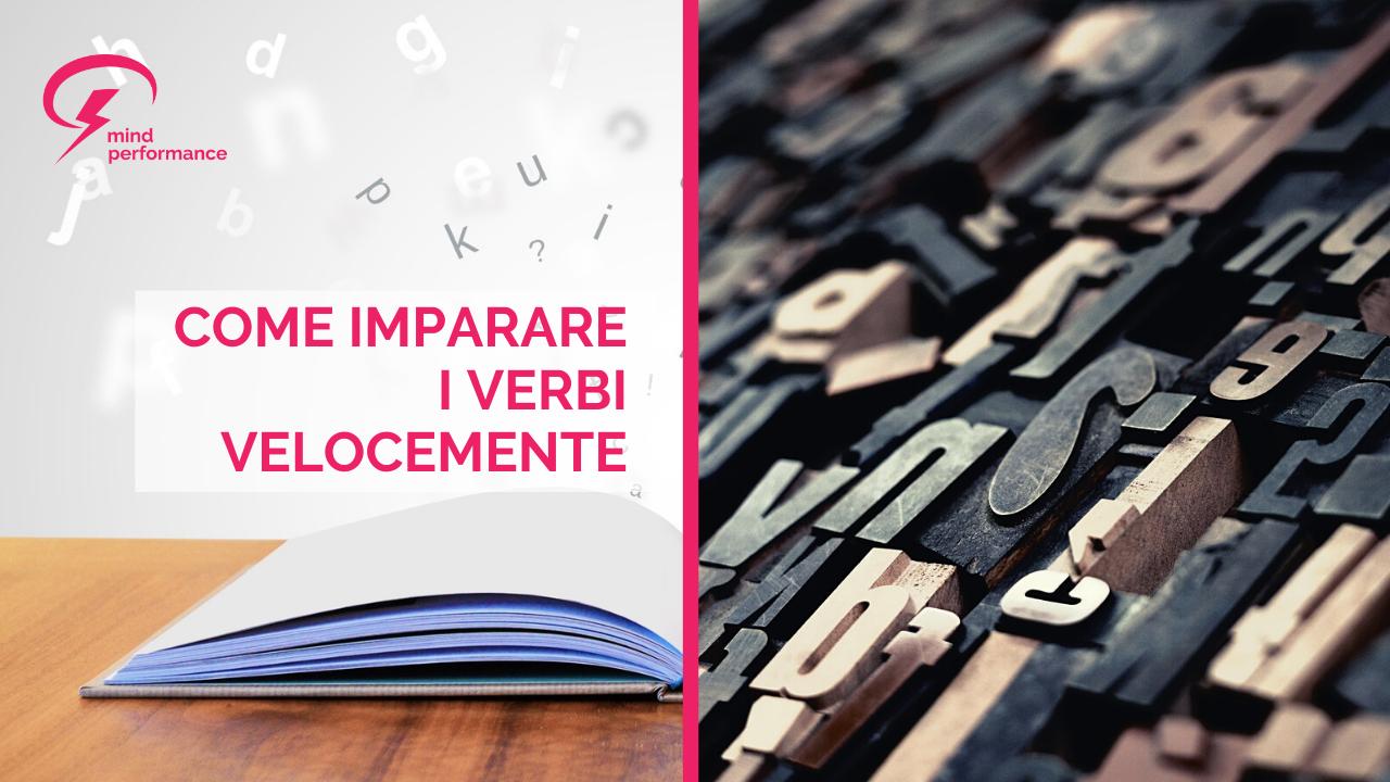 Matteo Salvo - imparare i verbi