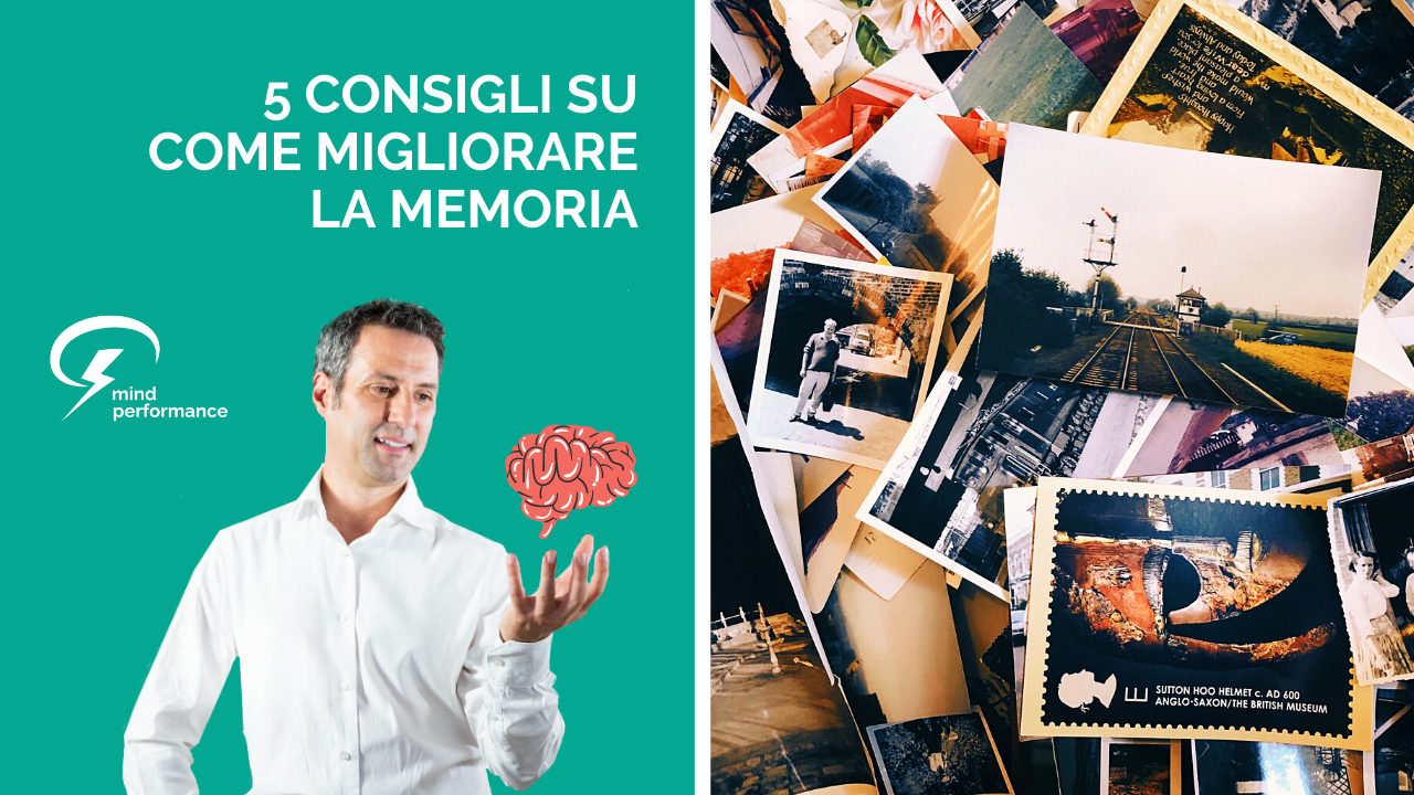 Matteo Salvo - Consigli migliorare memoria