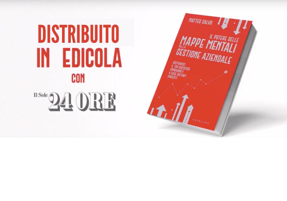 libro mappe mentali azienda