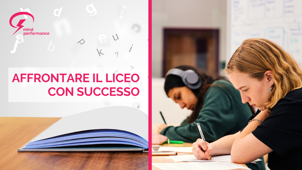 Affrontare il liceo con successo - Matteo Salvo