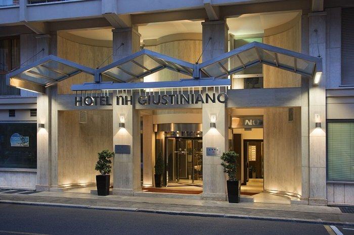 Nh Hotel Giustiniano