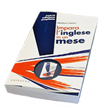 libro impara l'inglese in 1 mese