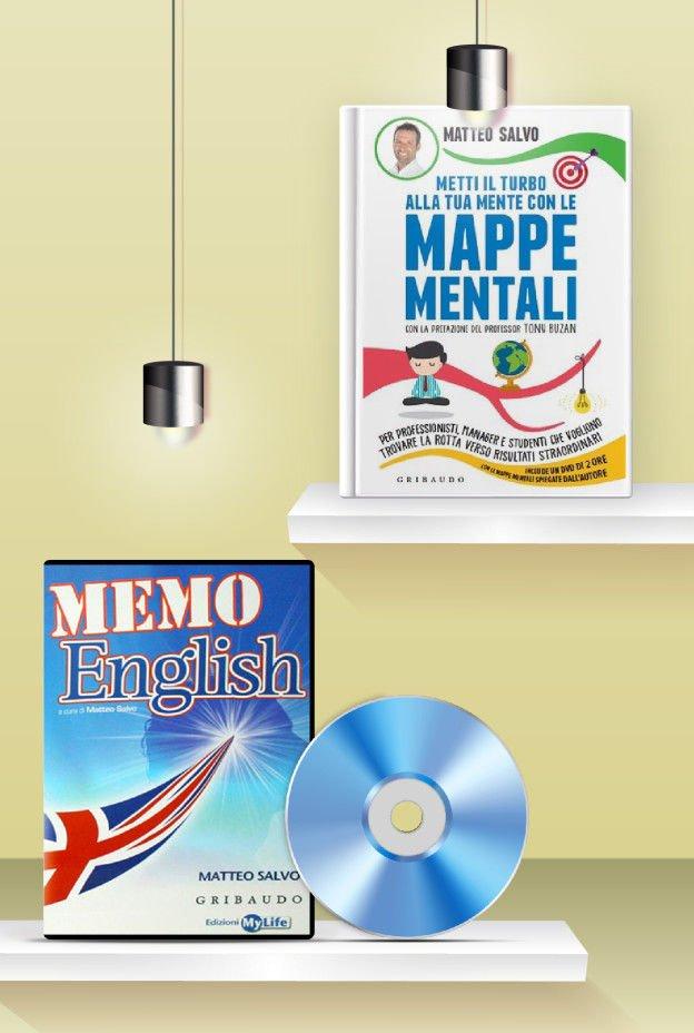 libri tecniche memoria